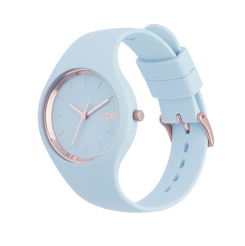 Ice Watch Glam pasztel kék női karóra 40mm 001067 - Serebro Óra Ékszer c30b326f76