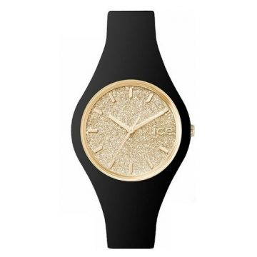 Ice Watch Glitter Fekete Női Karóra 34mm 001348