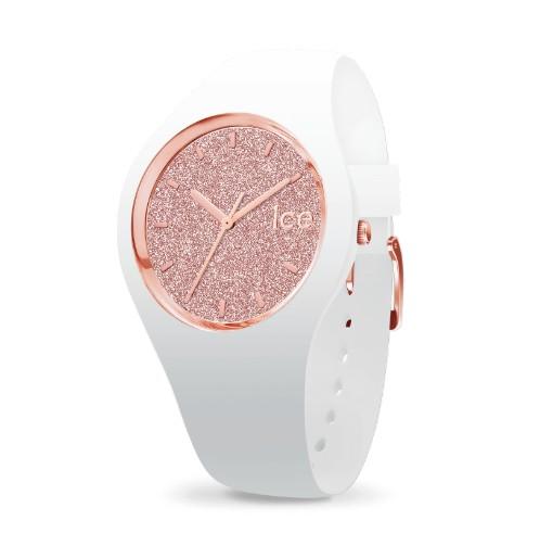 Ice Watch Glitter fehér női karóra 40mm 001350 - Serebro Óra Ékszer 1d78ed7ced