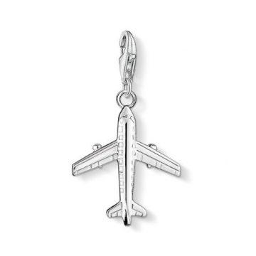 "Thomas Sabo ""aeroplane"" charm 0030-001-12"