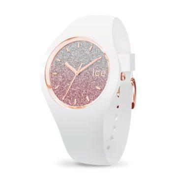 Ice Lo Fehér-rózsaszín Női Karóra 34mm 013427