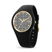 ICE WATCH CHANGE PRINCE OF WALES BLACK 016055