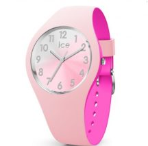 Ice Watch Duo Chic Pink Silver Karóra 016979