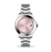 Ice Watch Steel classic rózsaszín női karóra 35mm 017320