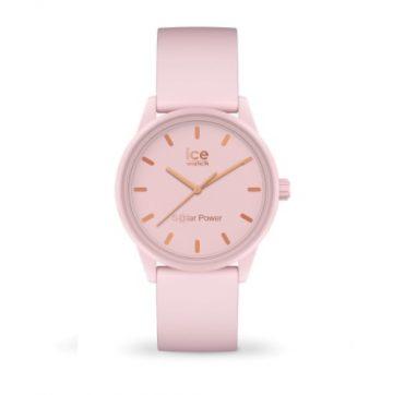 Ice Watch Solar Power pink lady női karóra 36mm 018479
