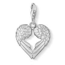 """Thomas Sabo """"Angyalszárny szív"""" charm 0613-001-12"""