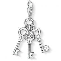 "Thomas Sabo ""Kulcsok"" charm 0749-001-12"