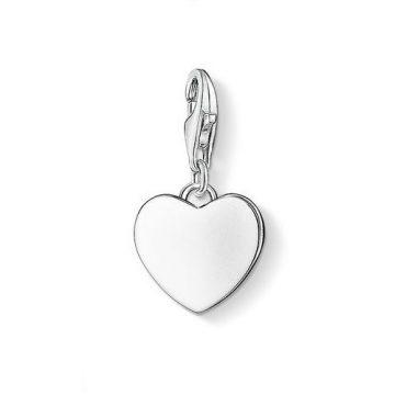 "Thomas Sabo ""heart"" charm 0766-001-12"