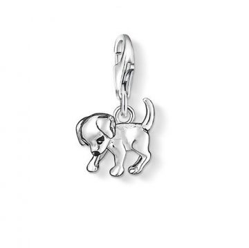 "Thomas Sabo ""puppy"" charm 0885-007-12"