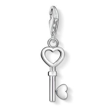 """Thomas Sabo """"key"""" charm 0888-001-12"""