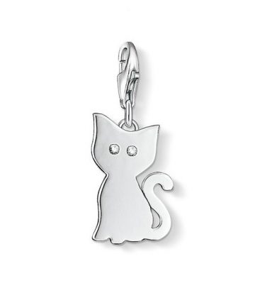 "Thomas Sabo ""cat"" charm 1014-051-14"