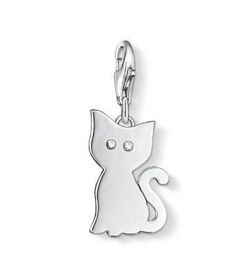 "Thomas Sabo ""cat"" charm 1014-051-14"