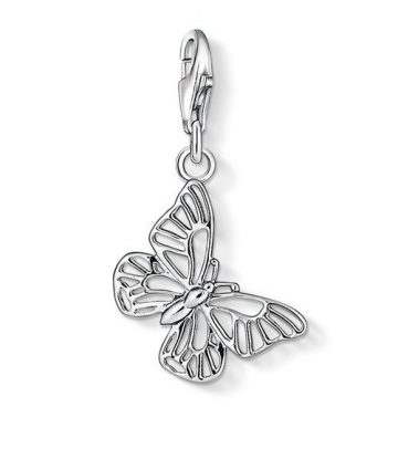 """Thomas Sabo """"butterfly"""" charm 1038-001-12"""