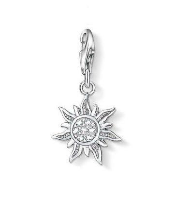 "Thomas Sabo ""sun"" charm 1040-051-14"