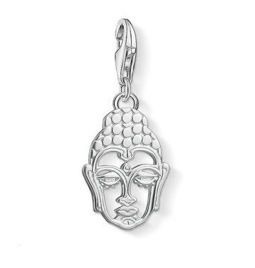"""Thomas Sabo """"buddha"""" charm 1398-001-12"""