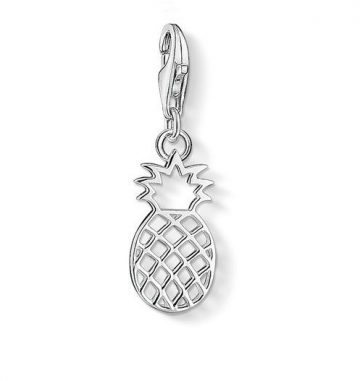 "Thomas Sabo ""pineapple"" charm 1438-001-21"