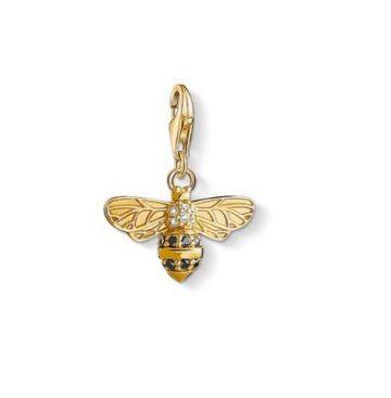 """Thomas Sabo """"Aranyozott méhecske"""" charm 1449-414-39"""