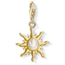 """Thomas Sabo """"Nap gyöngyház kővel"""" charm 1534-429-14"""