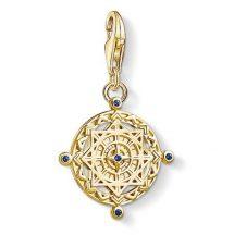 """Thomas Sabo """"vintage compass"""" charm 1662-922-39"""