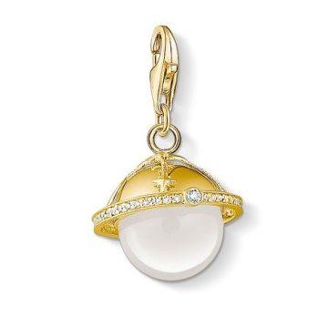 """Thomas Sabo """"golden planet"""" charm 1755-903-14"""
