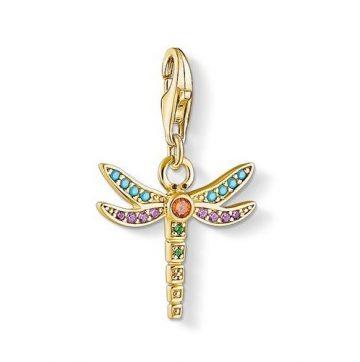 "Thomas Sabo ""Dragonfly"" Charm 1758-974-7"
