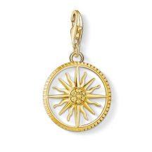 "Thomas Sabo ""sun small"" charm 1765-414-4"