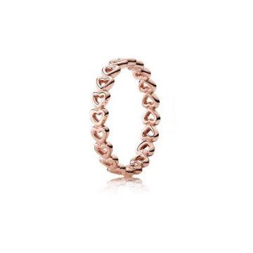 Pandora Rose Szerelmi kapocs gyűrű 180177
