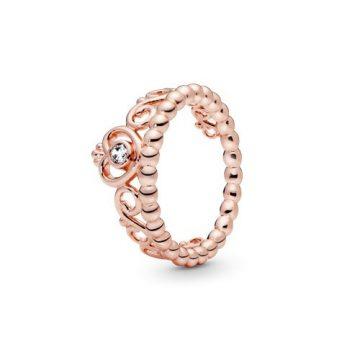 Pandora Rose Az én hercegnői tiarám gyűrű 180880CZ
