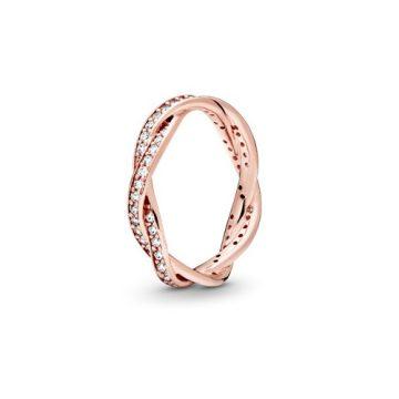 Pandora Rose Sorsfordulat gyűrű 180892CZ