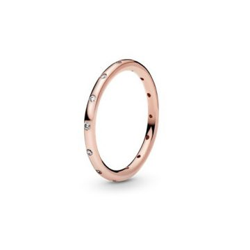 Pandora Rose Cseppek gyűrű 180945CZ