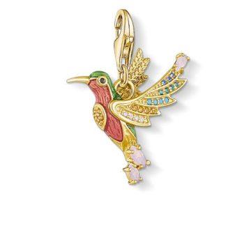 """Thomas Sabo """"colorful hummingbird"""" charmCHARM 1828-974-7"""