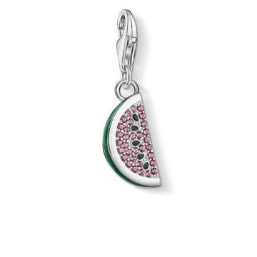 "Thomas Sabo ""watermelon"" charm 1837-845-7"