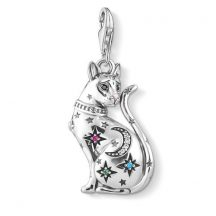 "Thomas Sabo ""cat constellation"" charm 1839-340-7"