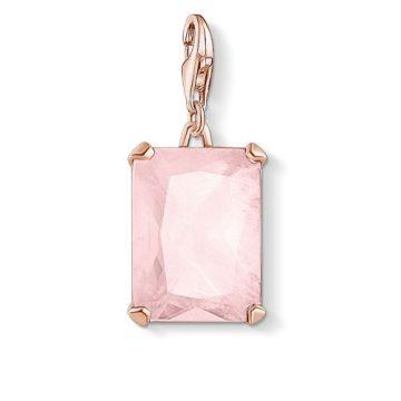 """Thomas Sabo """"pink stone"""" charm 1843-536-9"""