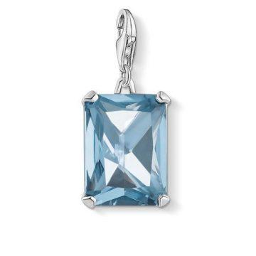 "Thomas Sabo ""blue stone"" charm 1846-009-1"