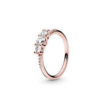 Pandora Mesebeli Csillogás Rose Gyűrű 186242CZ