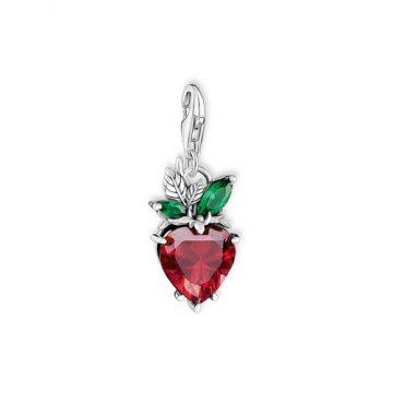 "Thomas Sabo ""strawberry"" charm 1877-667-7"