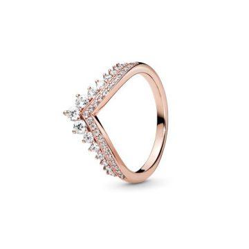 Pandora Rose Fenséges kívánság gyűrű 187736CZ