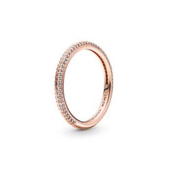 Pandora Me rose pavé gyűrű 189679C01