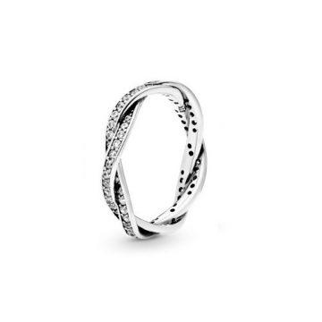 Pandora Sorsfordulat Gyűrű 190892CZ