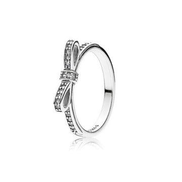 Pandora Szikrázó Masni Gyűrű 190906CZ