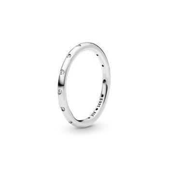 Pandora Cseppek Gyűrű 190945CZ