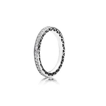 Pandora A Pandora Szívei Gyűrű 190963CZ