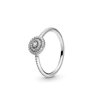 Pandora Sugárzó elegancia gyűrű 190986CZ
