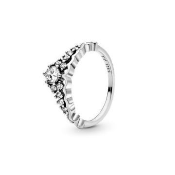 Pandora Mesebeli Tiara Gyűrű 196226CZ