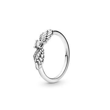Pandora Szikrázó Angyalszárny Gyűrű 198500C01