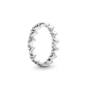 Pandora Szabadkézi Szív Gyűrű 198696C00