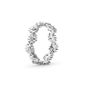 Pandora Szikrázó Százszorszépkorona Gyűrű 198799C01