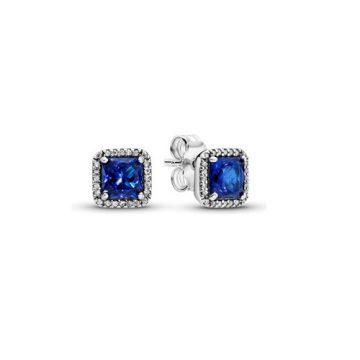 Pandora Kék Időtlen Elegancia Fülbevaló 290591NBT
