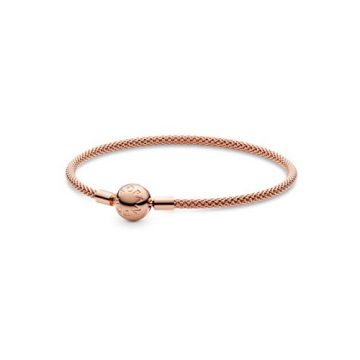 Pandora Rose Moments Mesh Karkötő 586543
